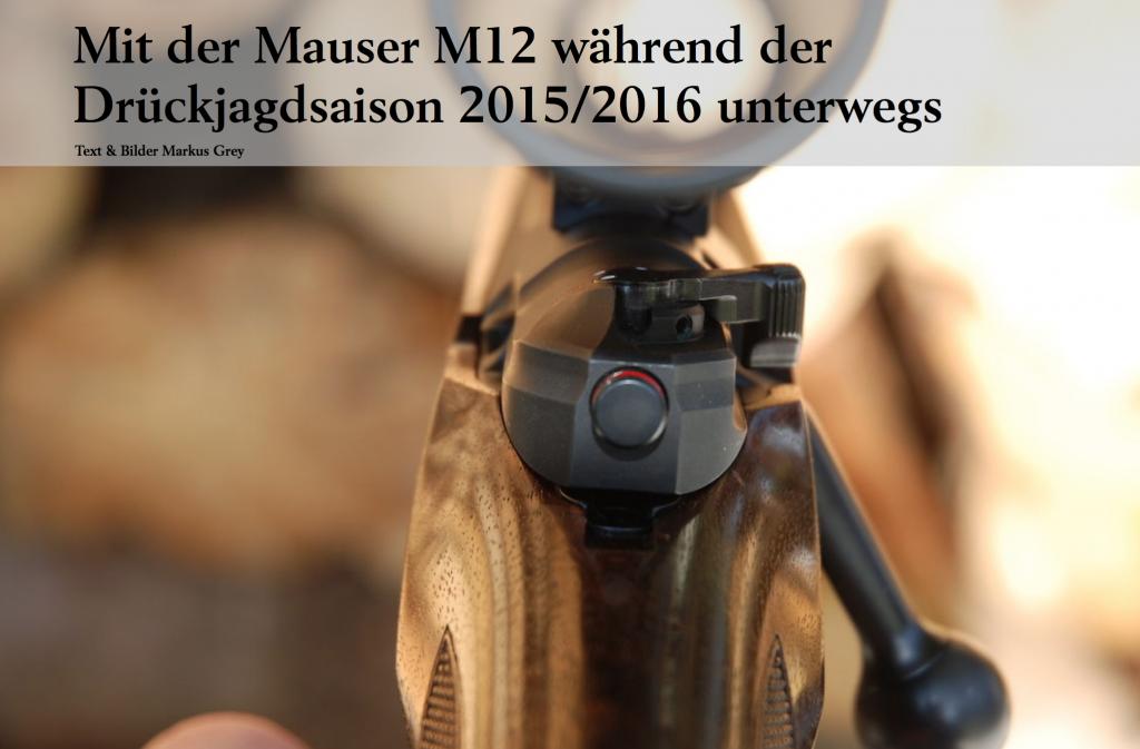 Mauser Test