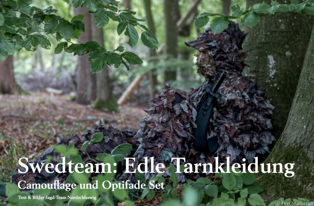 Swedteam: Edle Tarnkleidung