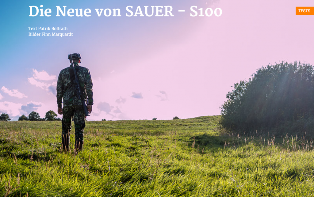 Sauer 100