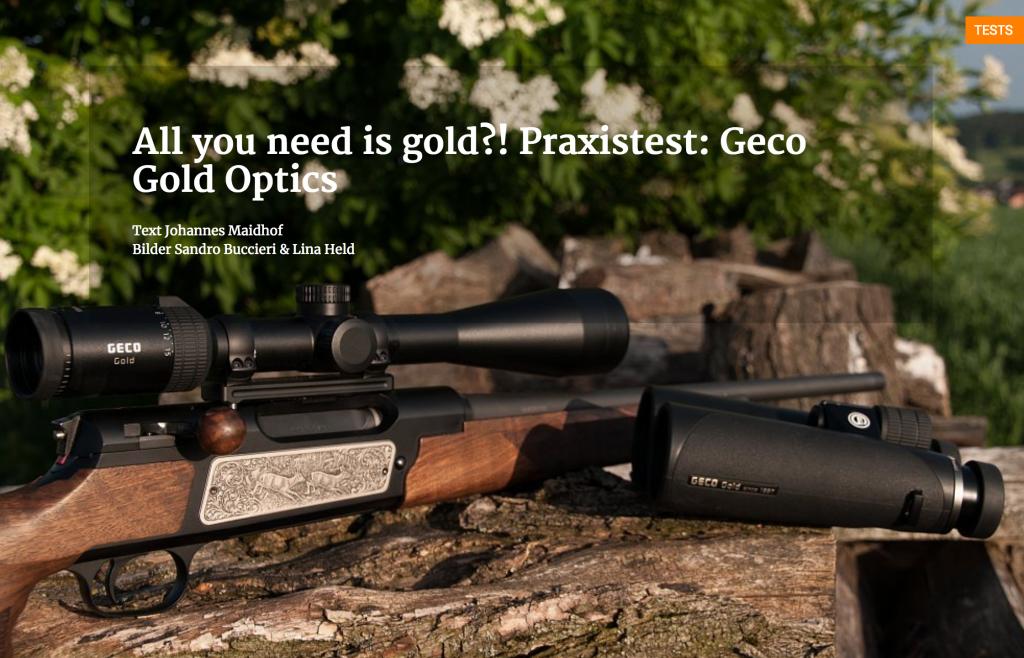Geco Gold