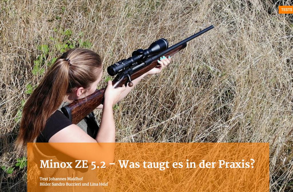 Minox ZE 5.2
