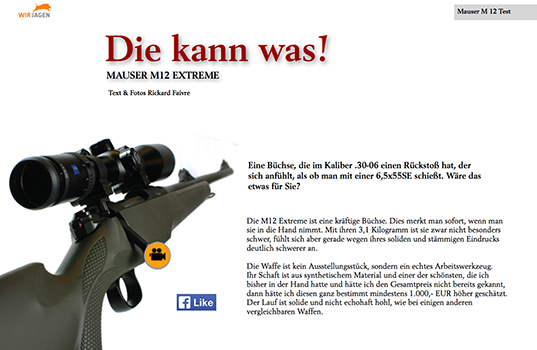 Mauser-Artikel