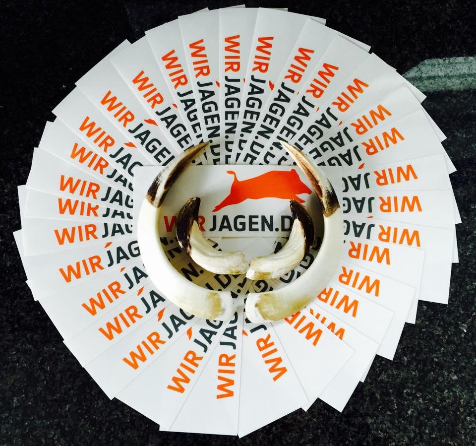 Jederzeit kostenlos zu bekommen, einfach Adresse und Anzahl an alenasteinbach@wirjagen.de