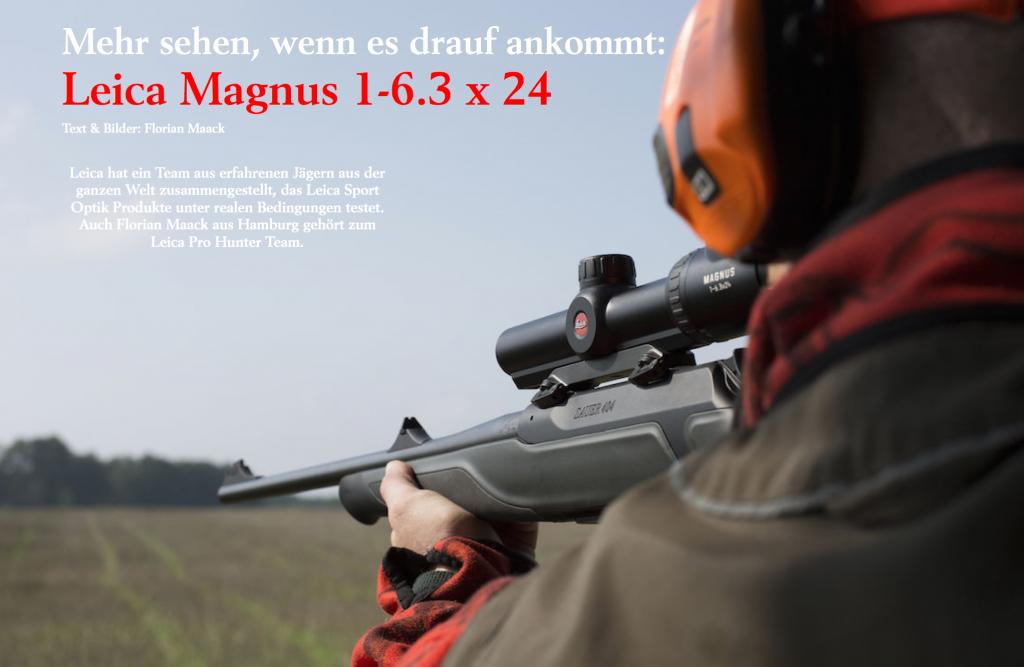 Leica Magnus