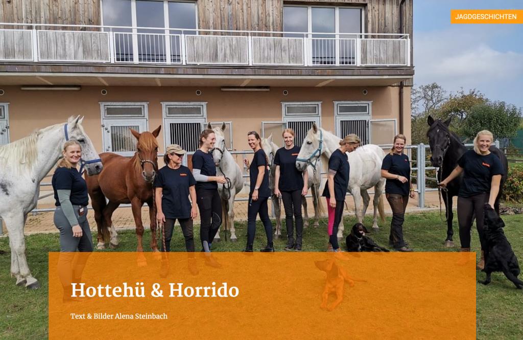 Hottehü & Horrido