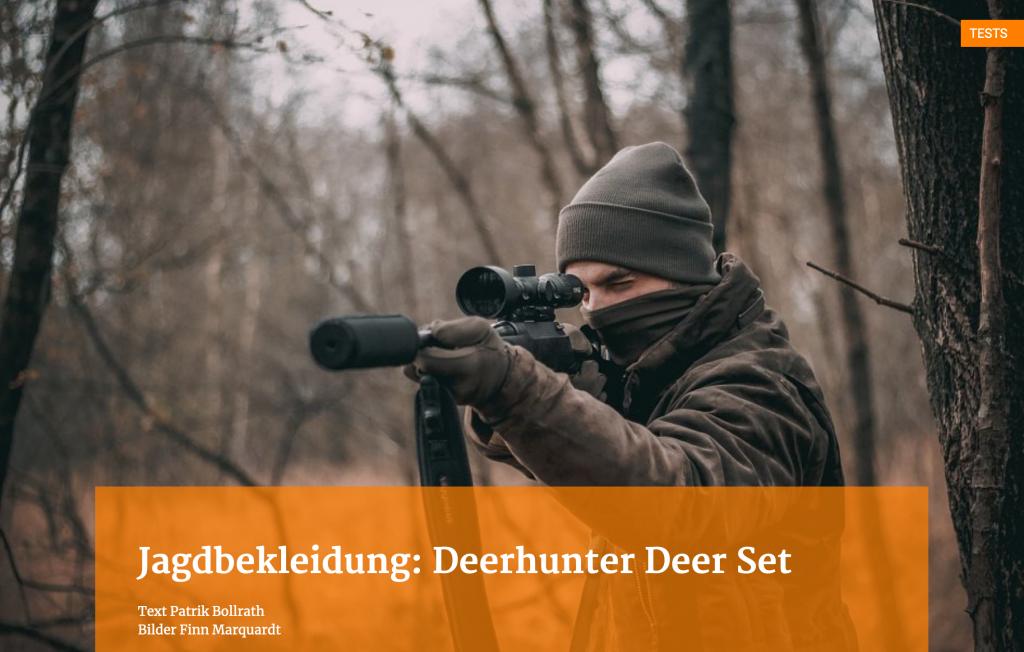 Deerhunter Deer Set