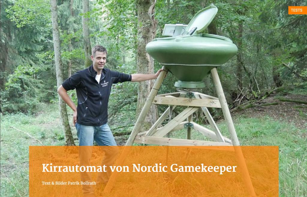 Nordic Gamekeeper