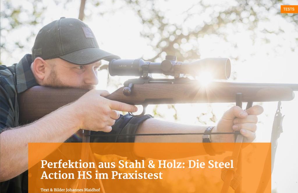 Steel Action