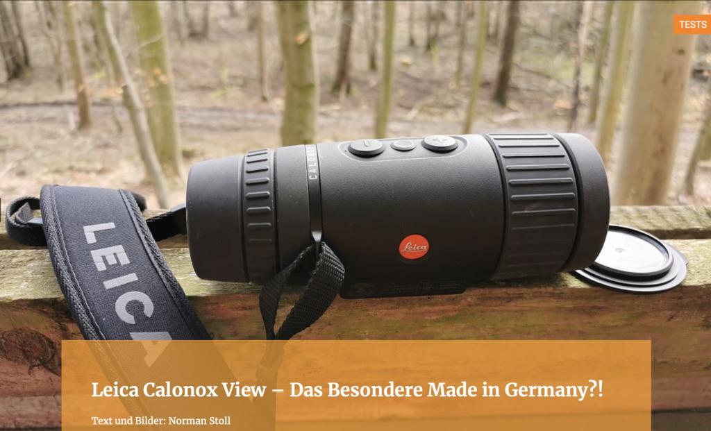 Calonox - Das Besondere Made in Germany